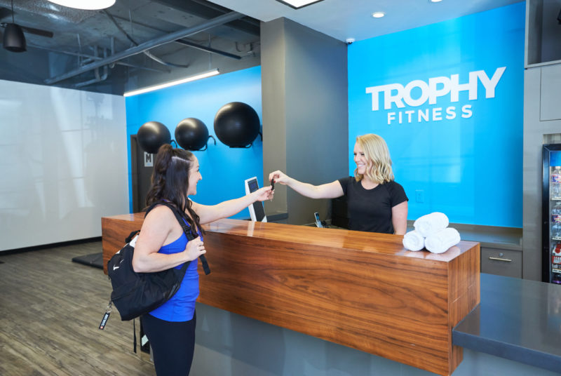 Trophy Fitness Management