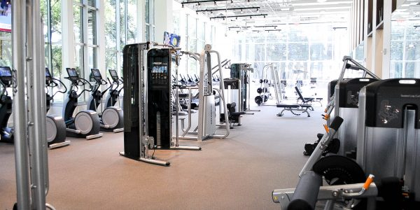Williams Tower Fitness Center