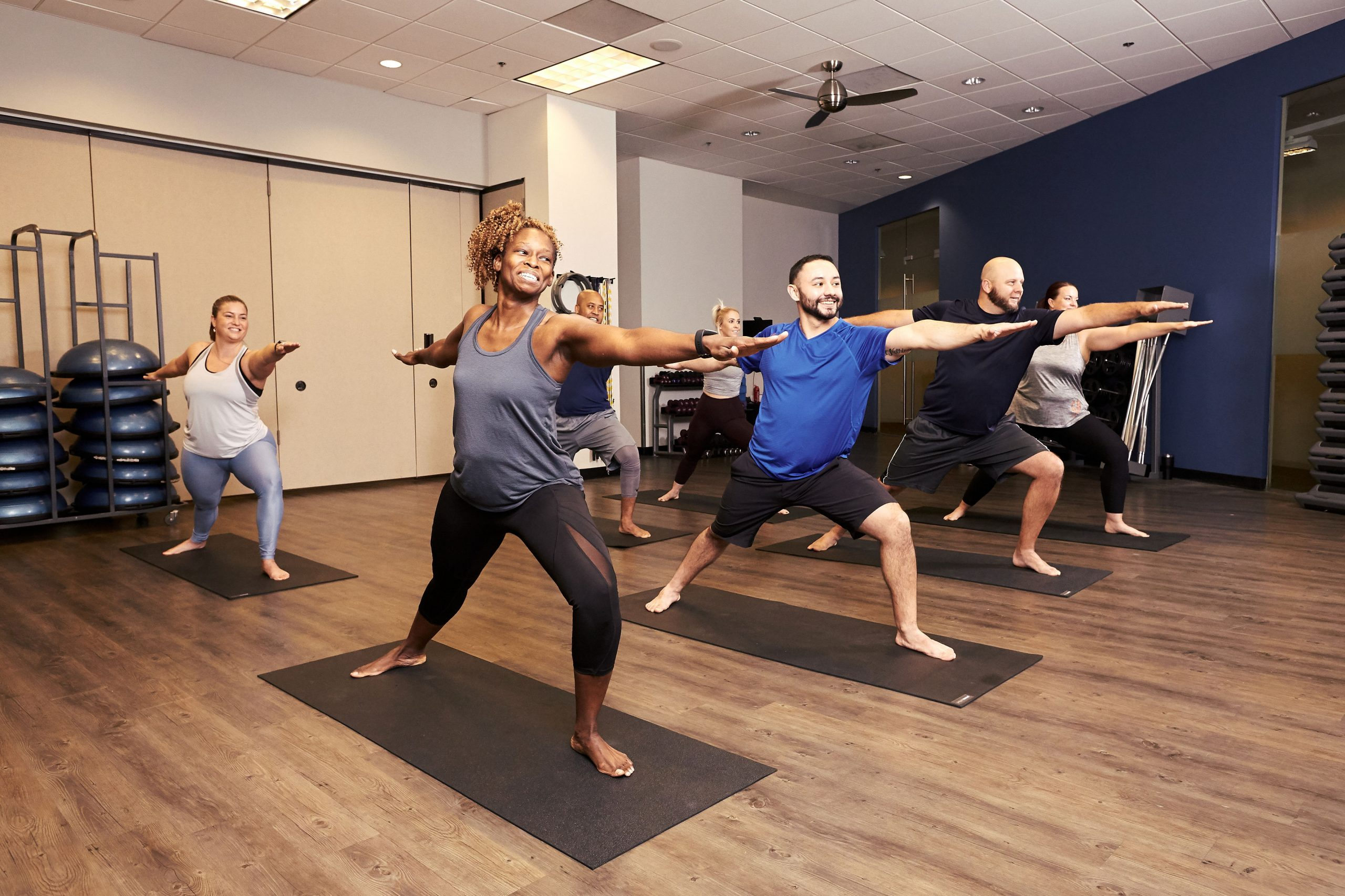 Group Workout Gym
